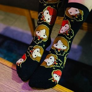 Harry Potter and Friends Socks